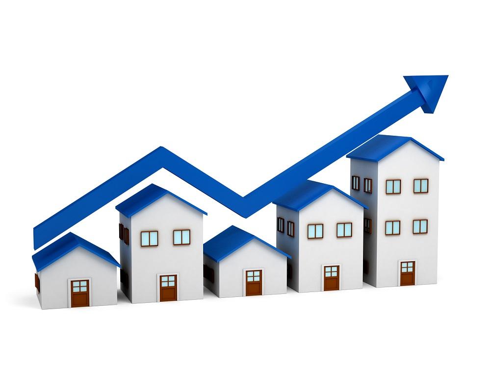 недвижимость растет в цене