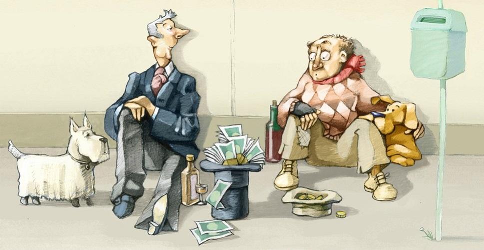 привычки бедности, что мешает разбогатеть