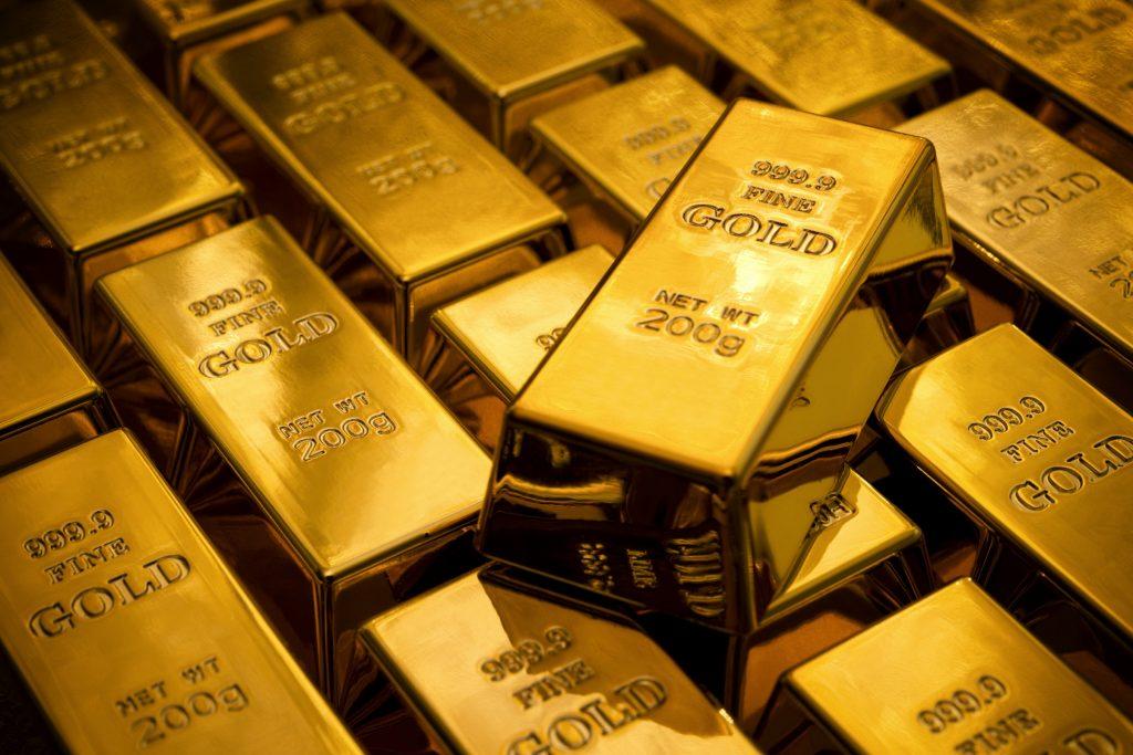 золото и драгоценные металлы