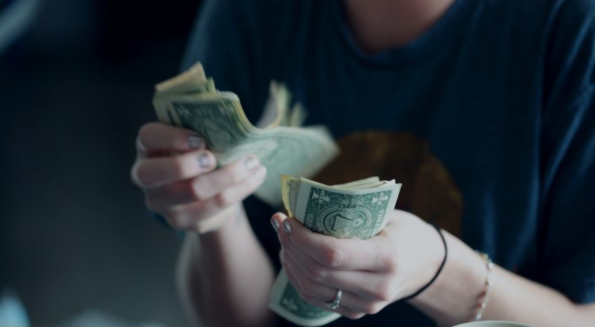 победить страх перед деньгами