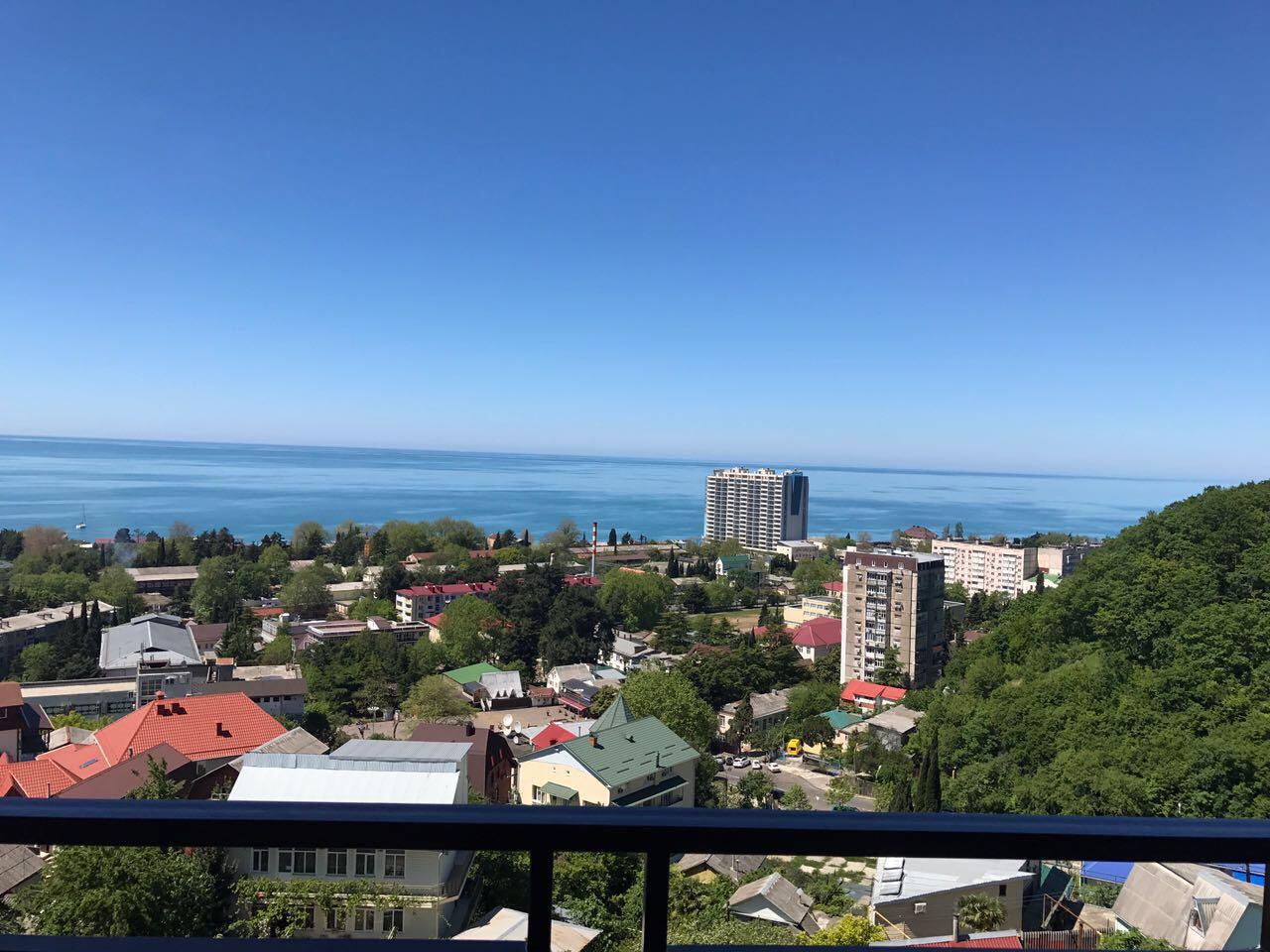 гостиница с видом на море